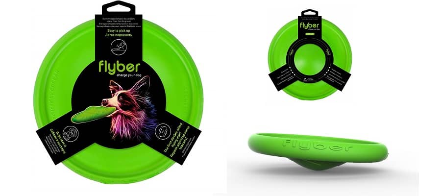 Flyer Dog Toy by Flyber