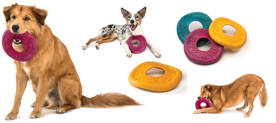 Zogoflex Air Dash Durable Dog Frisbee