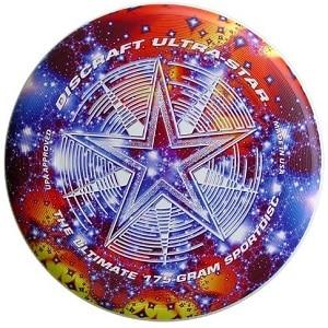Discraft 175 Gram Super Color Frisbee