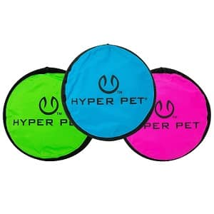 Hyper Pet Flippy Flopper Dog Frisbee
