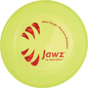 Hyperflite Jawz Competition Dog Frisbee
