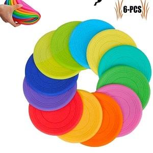 TEESUN Dog Frisbee